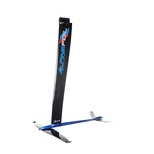 Alpinefoil ZENOS RACE - Aluminium