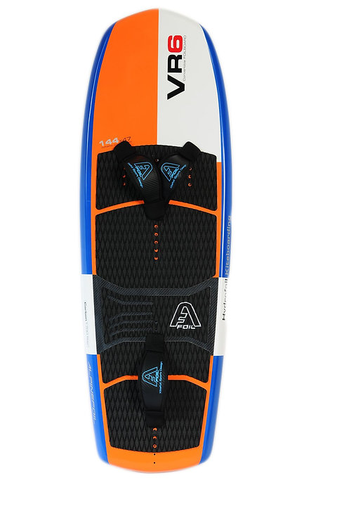 VR6 Freeride Race Foilboard convertible 144 x 48 30 Litres