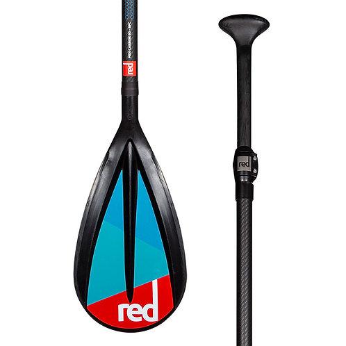 Red Midi Carbon 50 Nylon