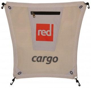 Red Cargo Bag