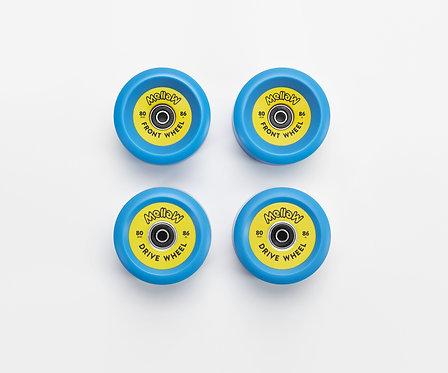 Mellow 80mm Wheel Set