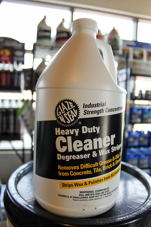 Glaze 'N Seal Heavy Duty Cleaner