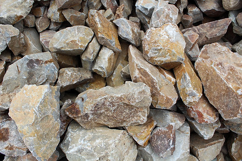 Honey Quartz Rubble