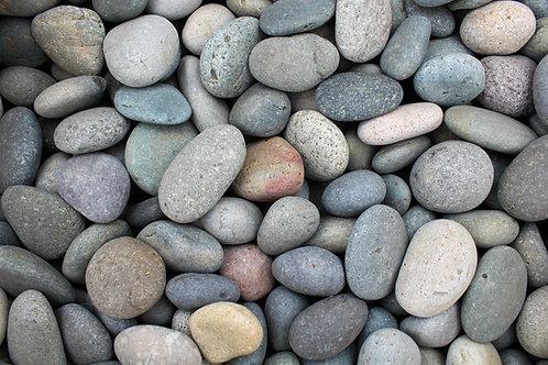 Beach Pebble Mix