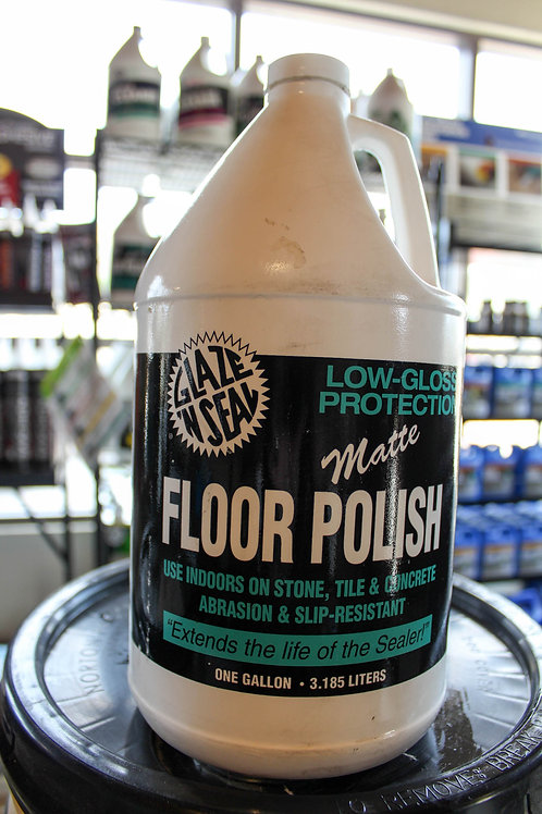 Glaze 'N Seal Matte Floor Polish