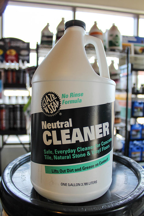 Glaze 'N Seal Neutral Cleaner