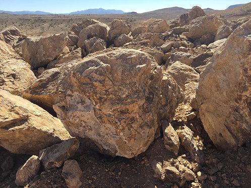 California Gold Boulders