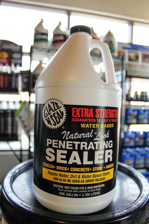 Glaze 'N Seal Extra Strength Penetrating