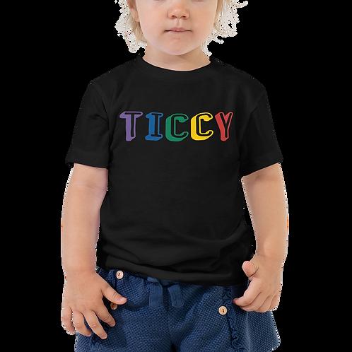 "Toddler ""TICCY"" T-Shirt"