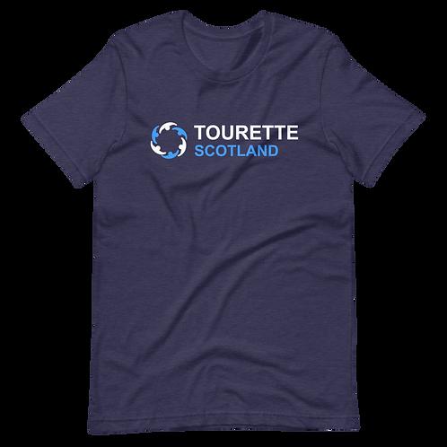 Tourette Scotland T-Shirt (Dark)
