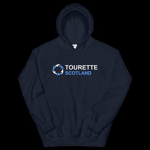 Tourette Scotland Hoodie (Navy)