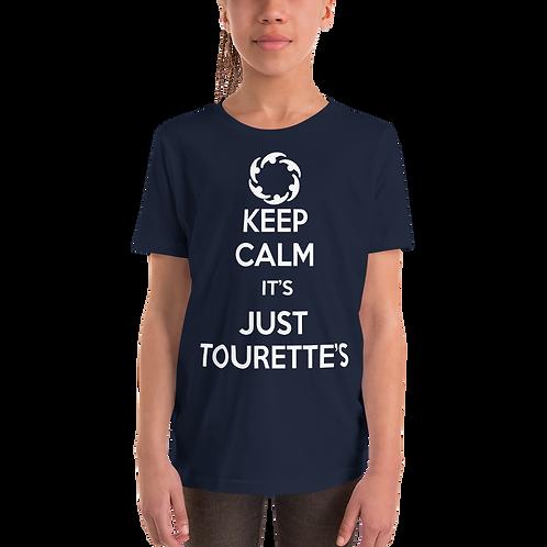 "YOUTH ""Keep Calm"" T-Shirt"