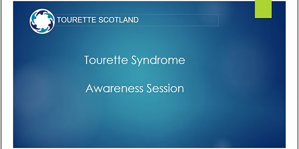 General Tourette's Awareness Training