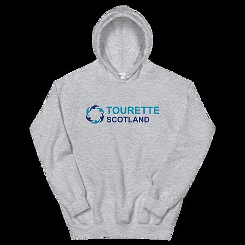 Tourette Scotland Hoodie (Ash)