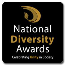 We've been nominated for a National Diversity Award!