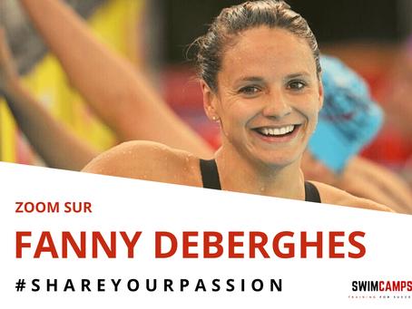 Fanny Deberghes, multiple Championne de France de natation nous partage sa passion...
