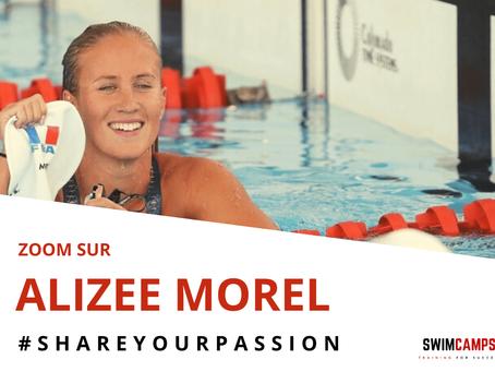 Alizée Morel, Championne de France de natation nous partage sa passion...