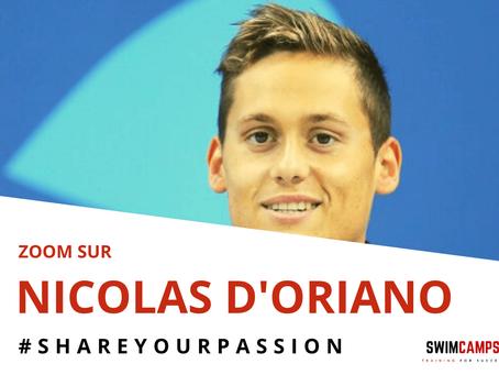 Nicolas D'Oriano, Champion des Jeux Européens nous partage sa passion...