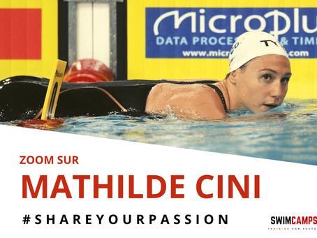 Malthilde Cini, multiple Championne de France de natation nous partage sa passion...