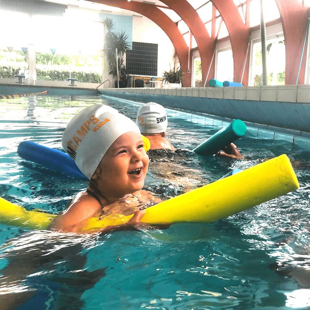 Natation pour enfant à Toulouse : Swimcamps Kids