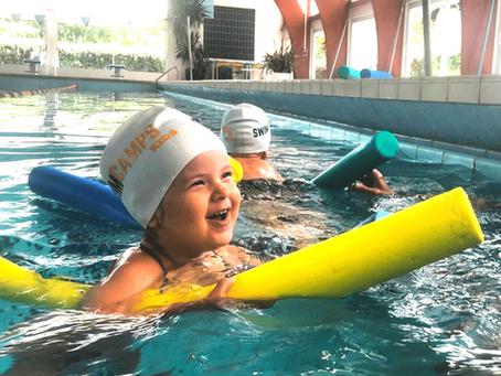 Pourquoi est-il important d'apprendre à nager à vos enfants dès l'âge de 3 ans ?