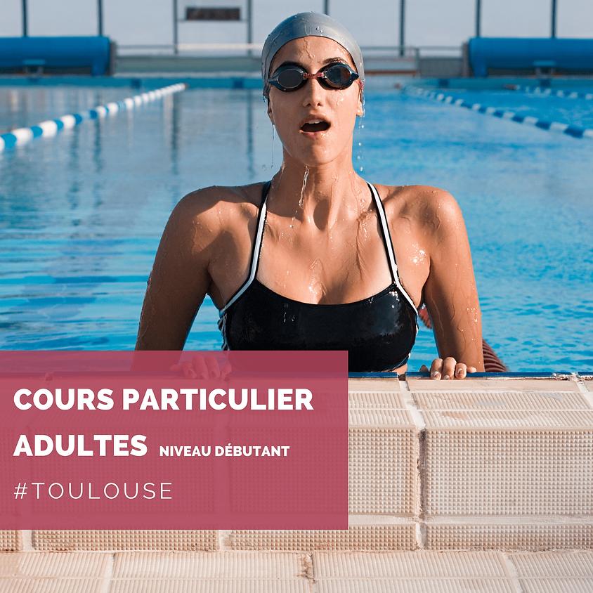 COURS PARTICULIER ADULTE - NIVEAU DÉBUTANT