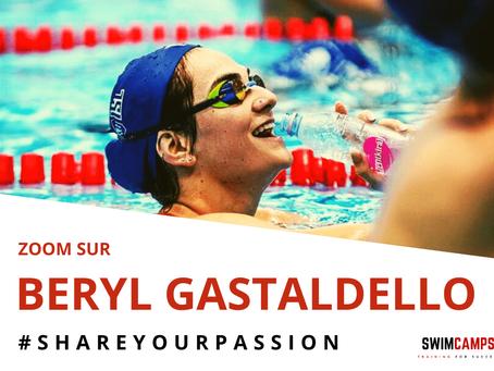Béryl Gastaldello, multiple Championne d'Europe nous partage sa passion...