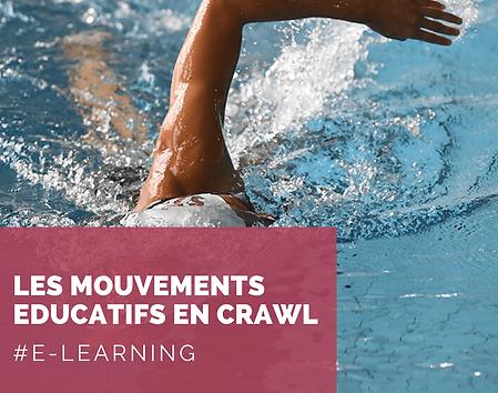 Les mouvements éducatifs en crawl