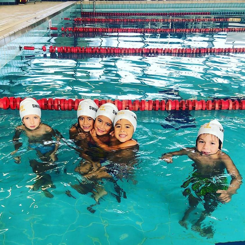 STAGE NATATION KIDS #J'apprends à nager (N°2)