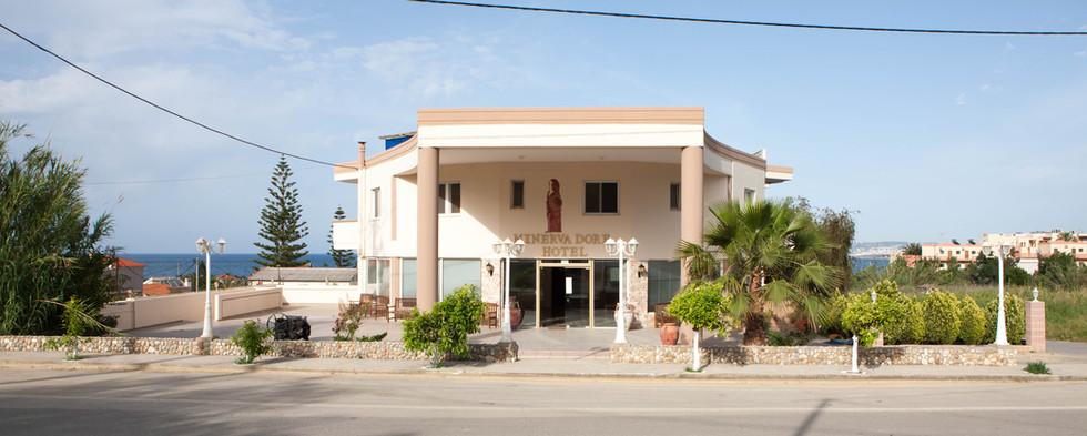 Hotel Minerva Dore