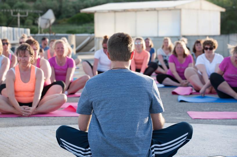 Yoga og meditasjon