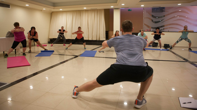Workshop i bevegelighet