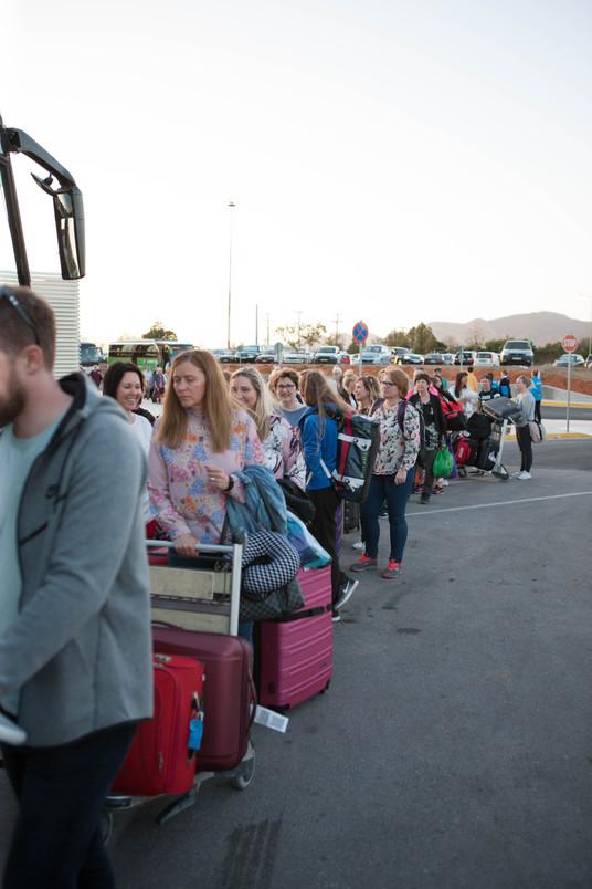 25 min busstur fra flyplassen