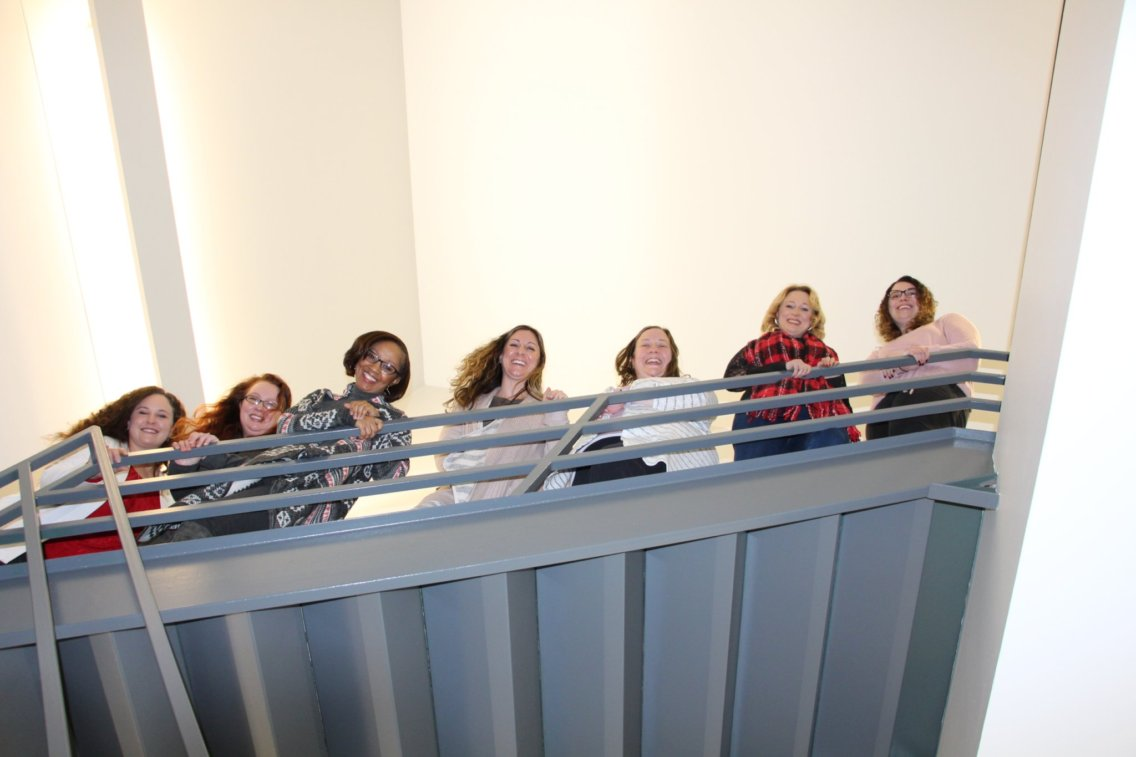 Group Stairs