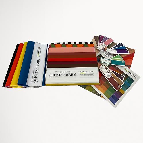 Kit Deluxe Coloração Pessoal
