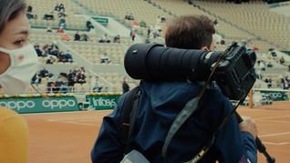Dans l'objectif du photographe