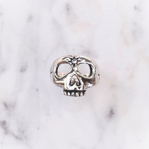 Third Eye Skull Ring