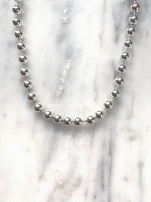 Ball & Chain Necklace - Large