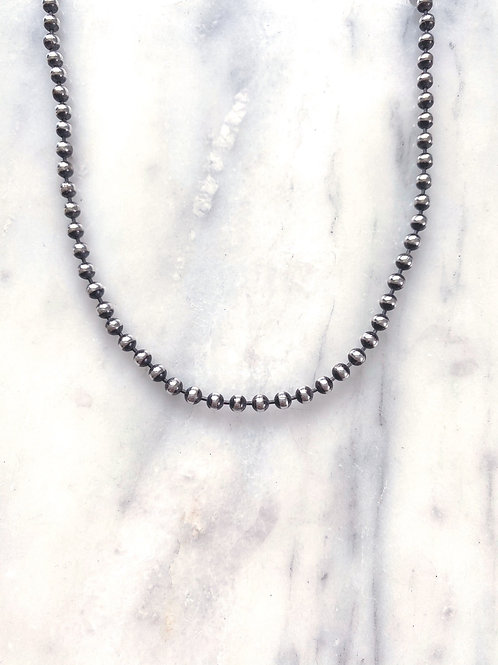 Ball & Chain Necklace - Small