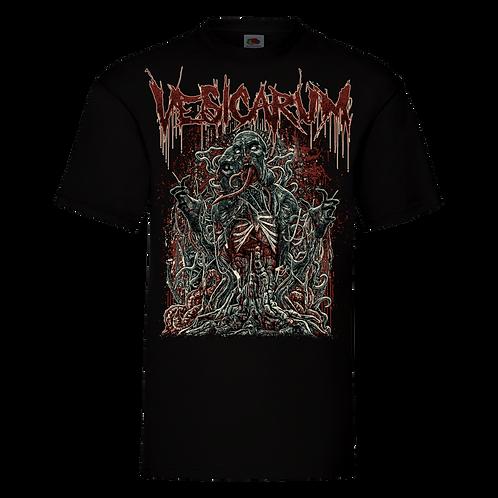 Vesicarum - Place Of Anarchy Black Shortsleeve Tee