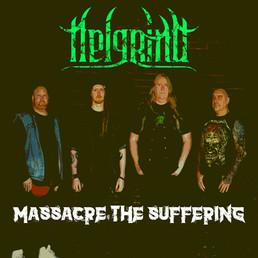 Helgrind unleash savage new single, 'Massacre The Suffering'