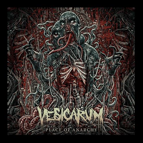 Vesicarum - Place Of Anarchy Digipak CD