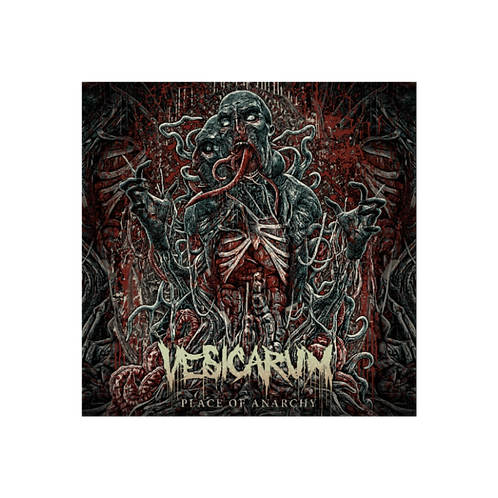 Vesicarum - Place Of Anarchy Signed Digipak CD