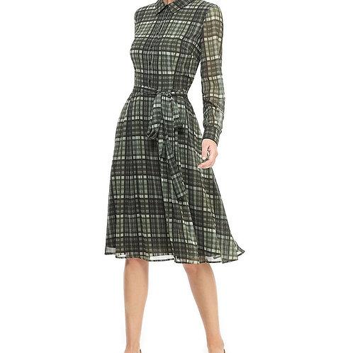 Dress shortening