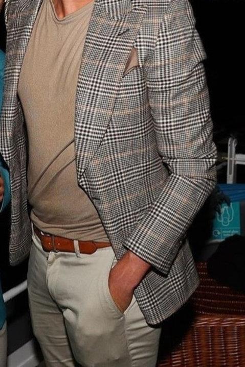Jacket Sleeves Shortening