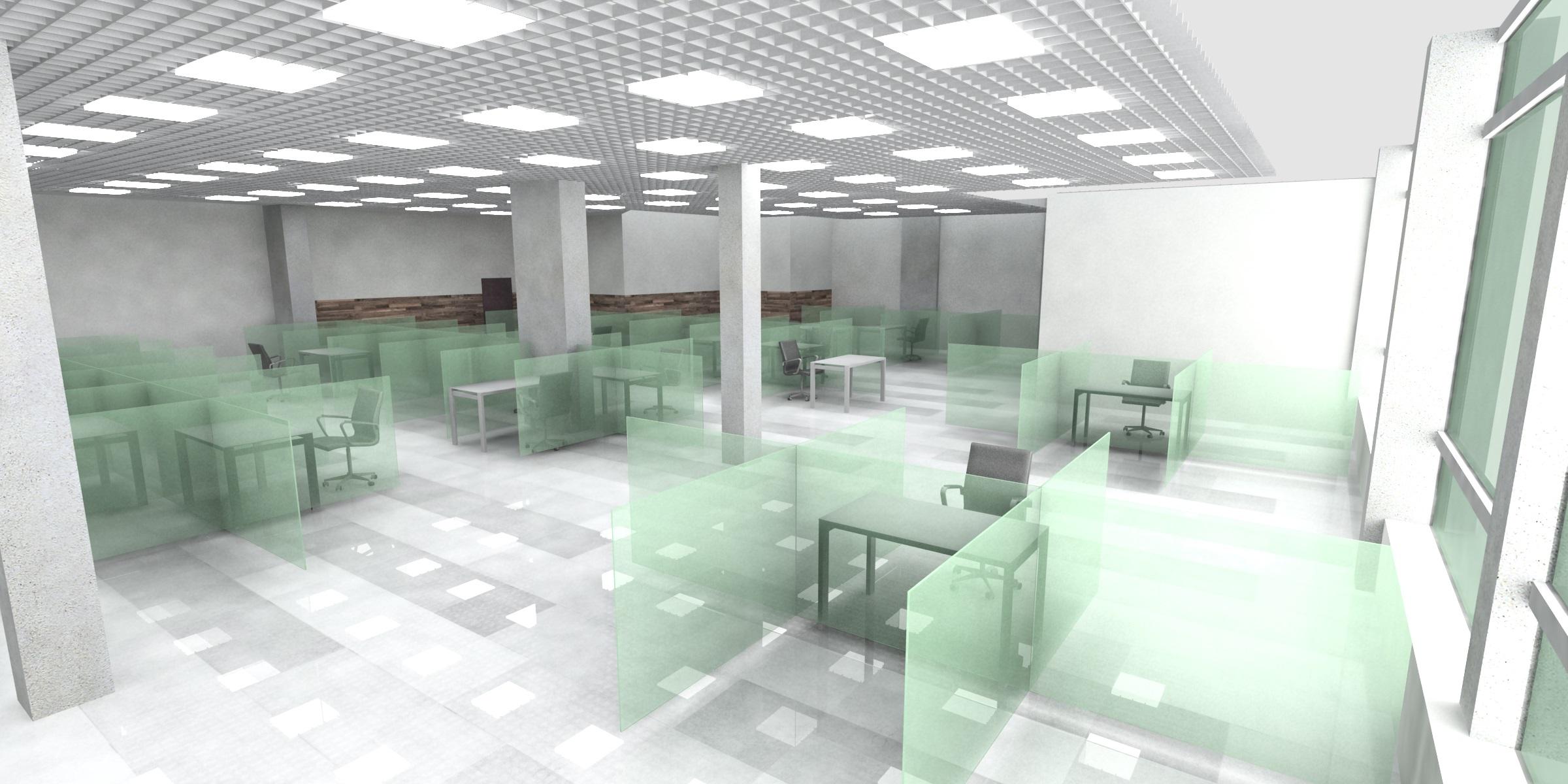 заказать дизайн офиса