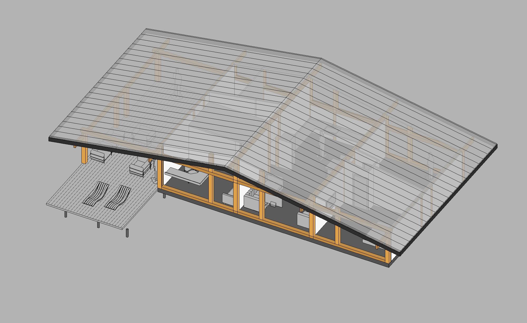 готовые проекты одноэтажных домов
