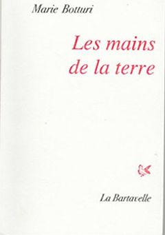 Les mains de la Terre, couverture, Marie Botturi