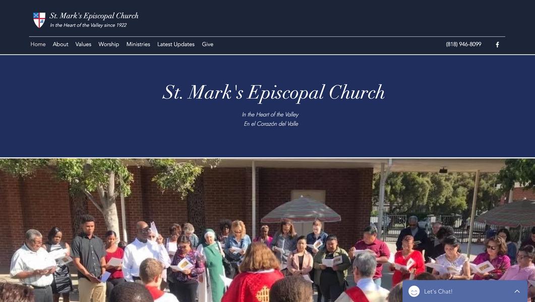 Saint Marks Church