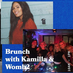 THE GUIDE WITH KAMILLA & WXMB 2 - FOUNDATION.FM